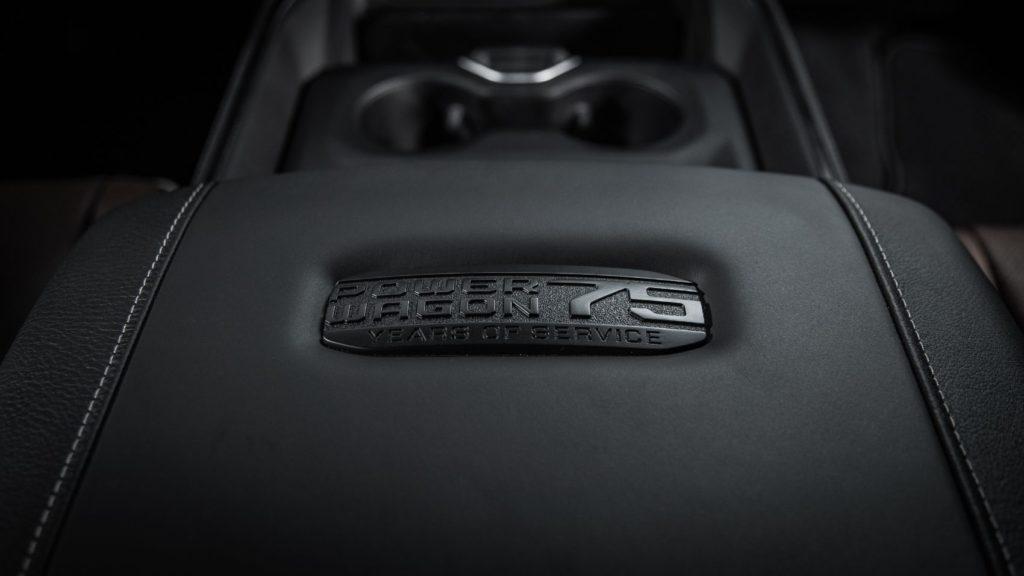 2021 Ram Power Wagon 75th Anniversary Edition 13