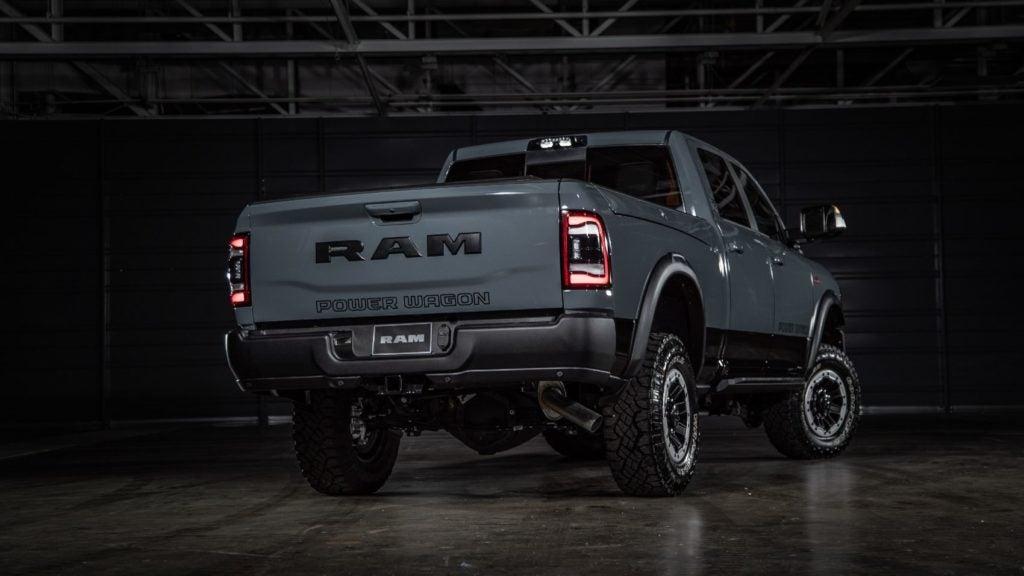 2021 Ram Power Wagon 75th Anniversary Edition 3