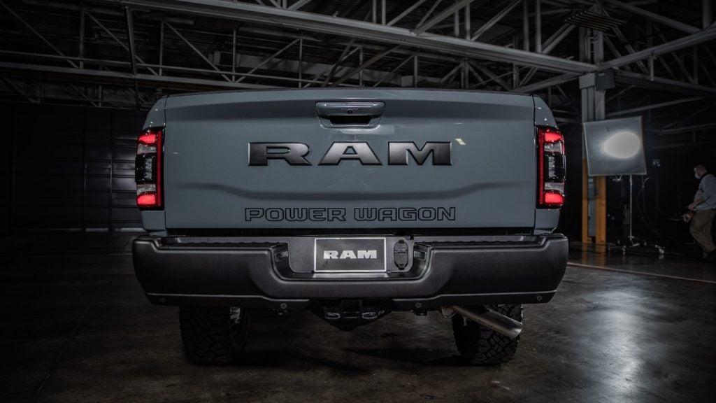 2021 Ram Power Wagon 75th Anniversary Edition 4