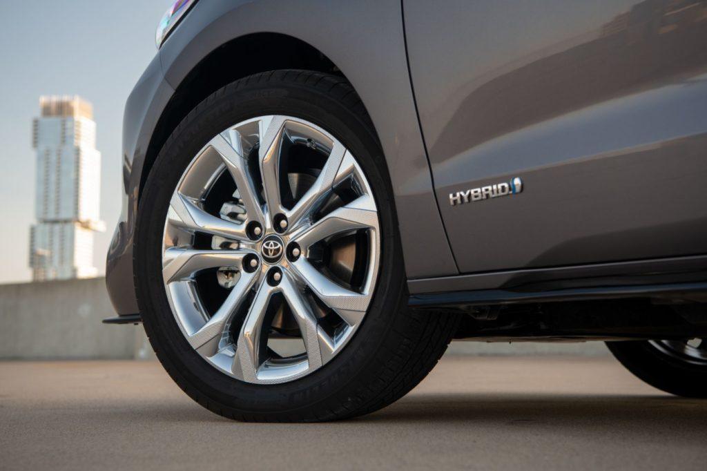 2021 Toyota Sienna.