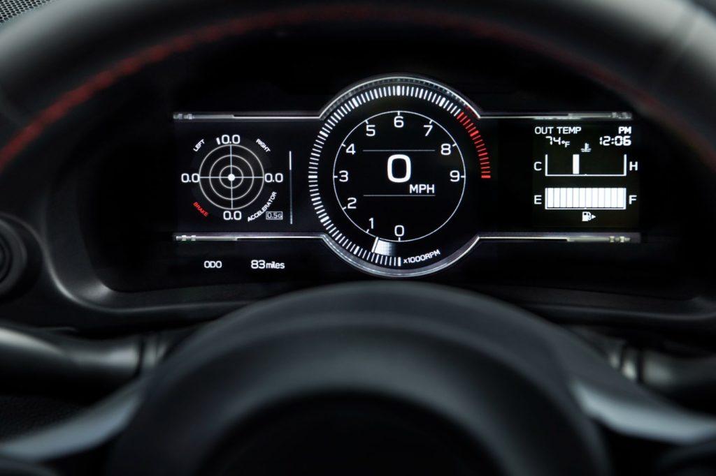 2022 Subaru BRZ 19