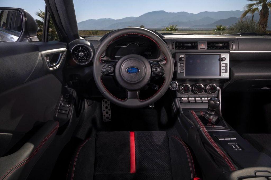 2022 Subaru BRZ 33