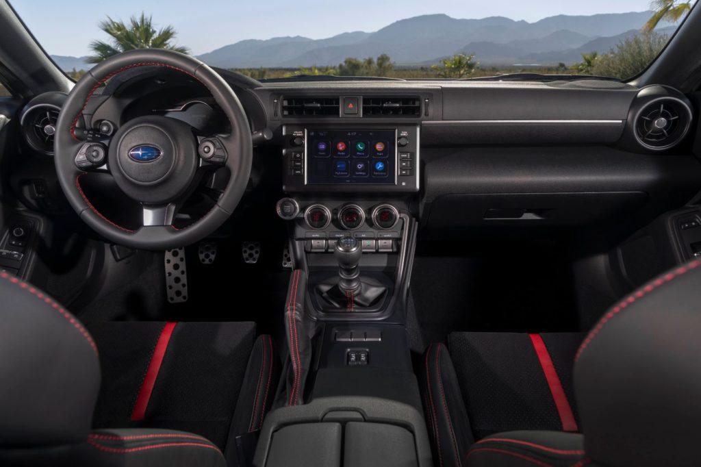 2022 Subaru BRZ 34