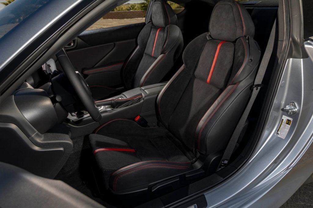 2022 Subaru BRZ 36