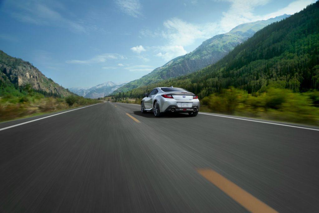 2022 Subaru BRZ 8