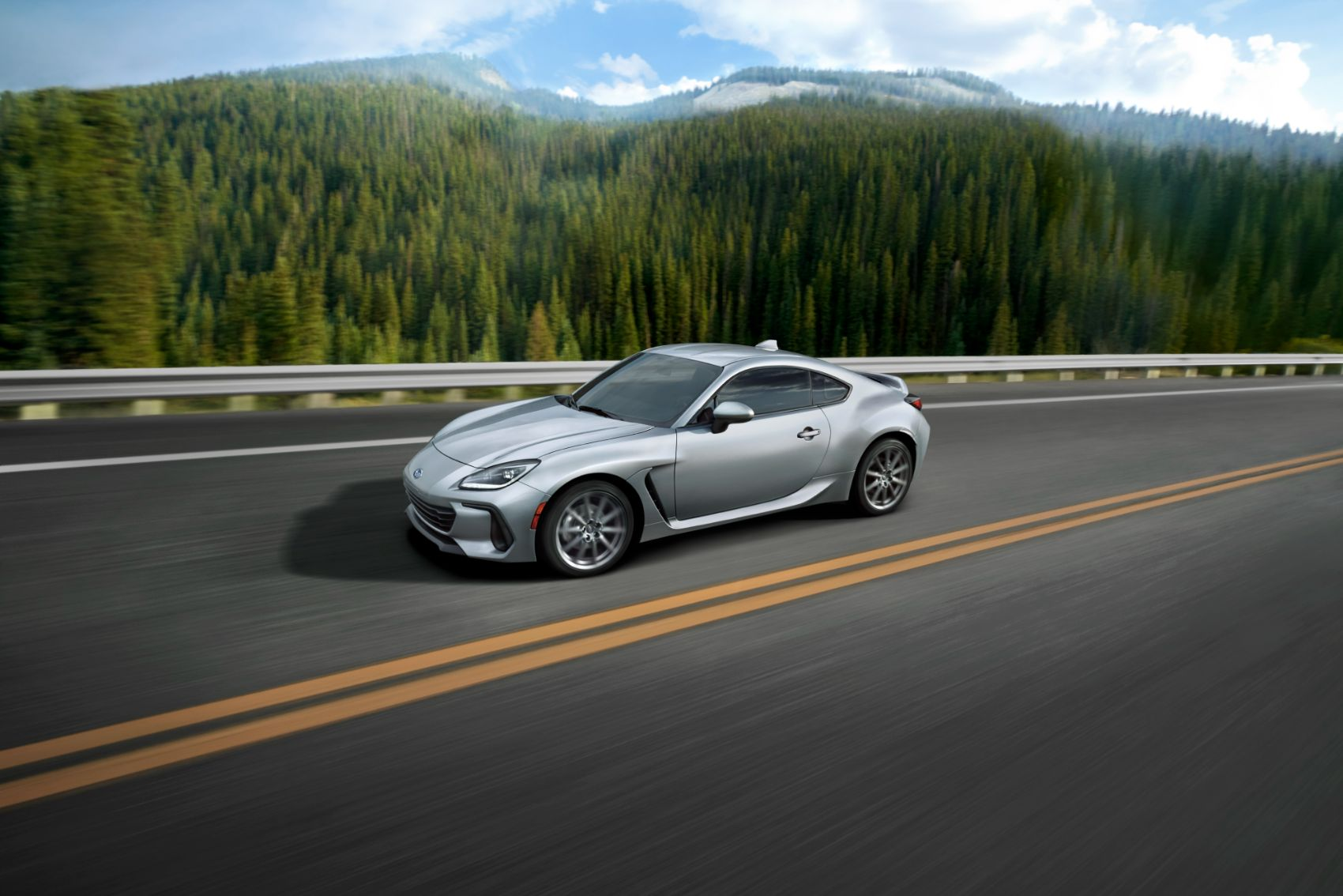 2022 Subaru BRZ: New Styling & More Power For This Fun 2+2 Sports Car