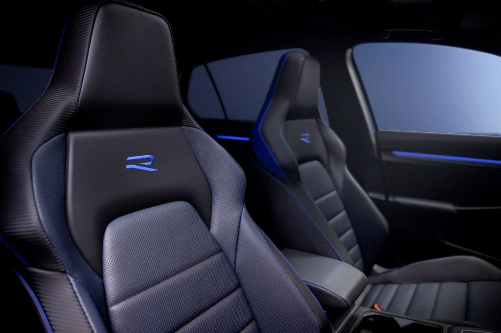2022 VW Golf R 2