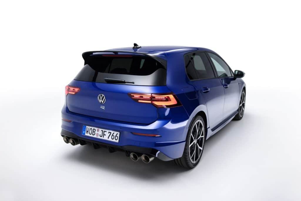 2022 VW Golf R.