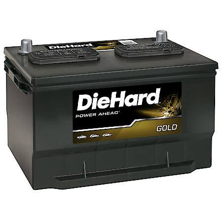 DieHard Gold battery