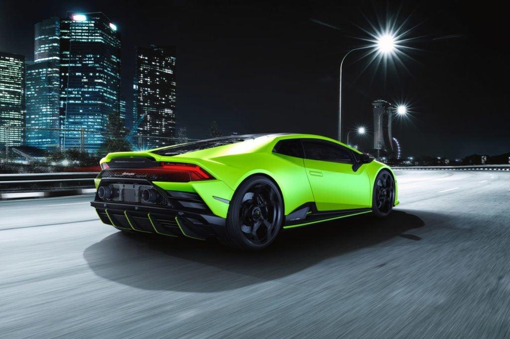 Lamborghini Huracan EVO Fluo Capsule 12