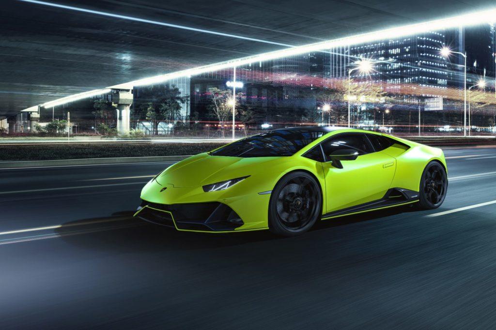 Lamborghini Huracan EVO Fluo Capsule 13