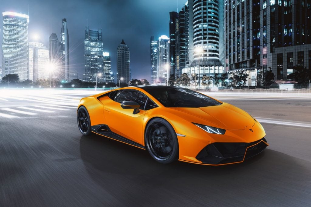 Lamborghini Huracan EVO Fluo Capsule 16