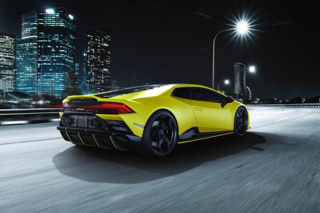 Lamborghini Huracan EVO Fluo Capsule 19