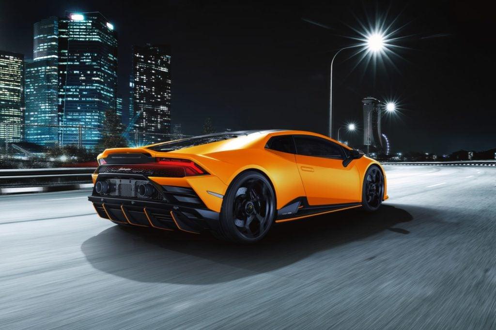 Lamborghini Huracan EVO Fluo Capsule 2