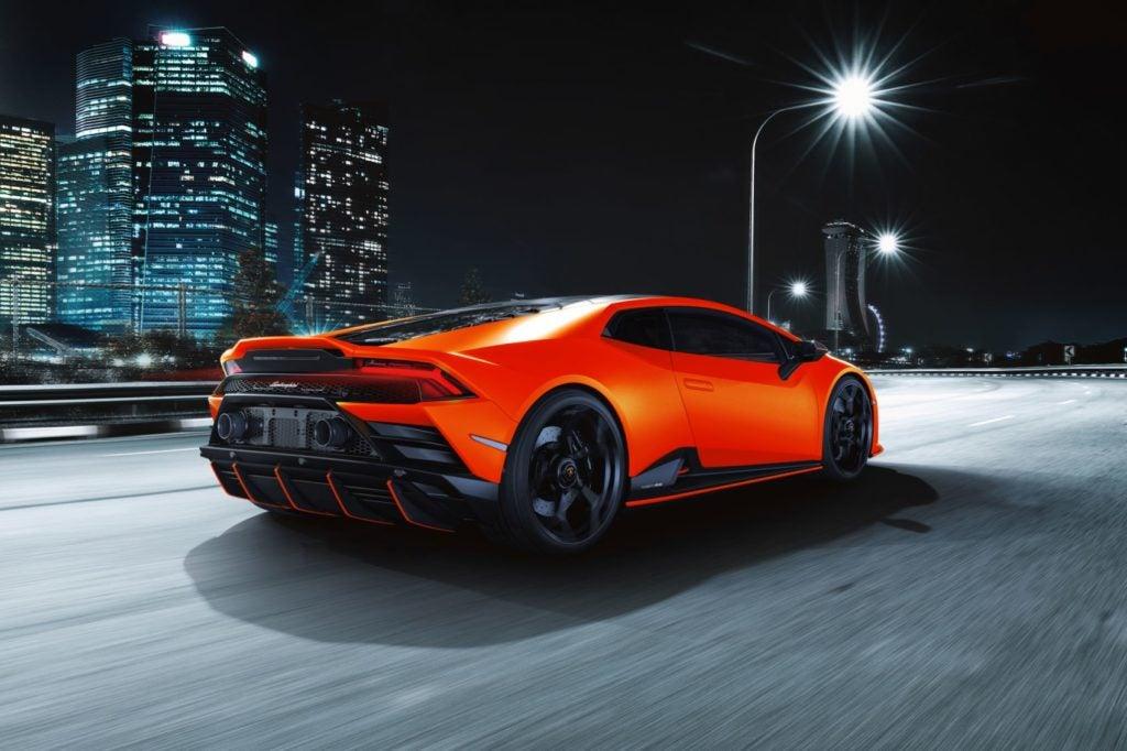 Lamborghini Huracan EVO Fluo Capsule 4