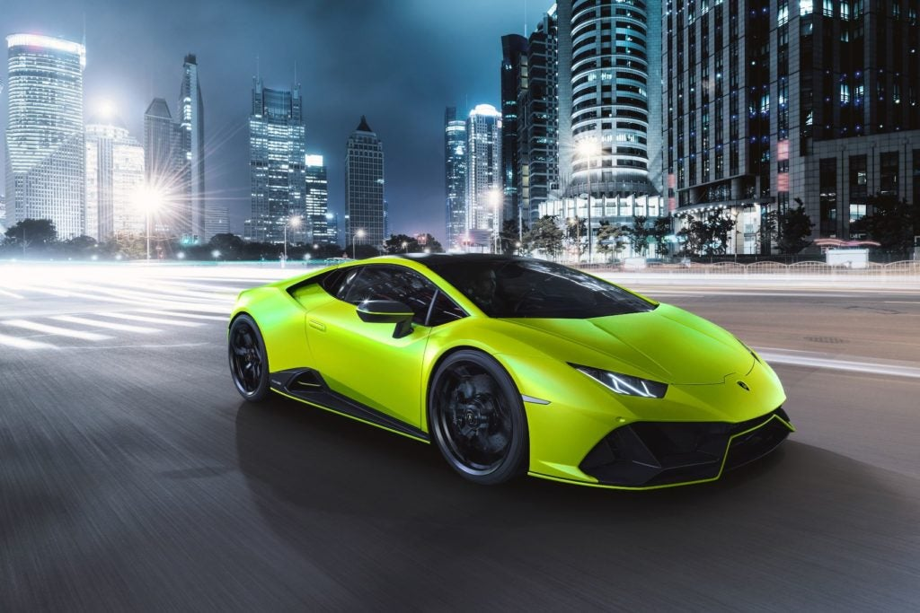 Lamborghini Huracan EVO Fluo Capsule 9