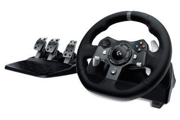 Logitech G920 Wheel & Pedals