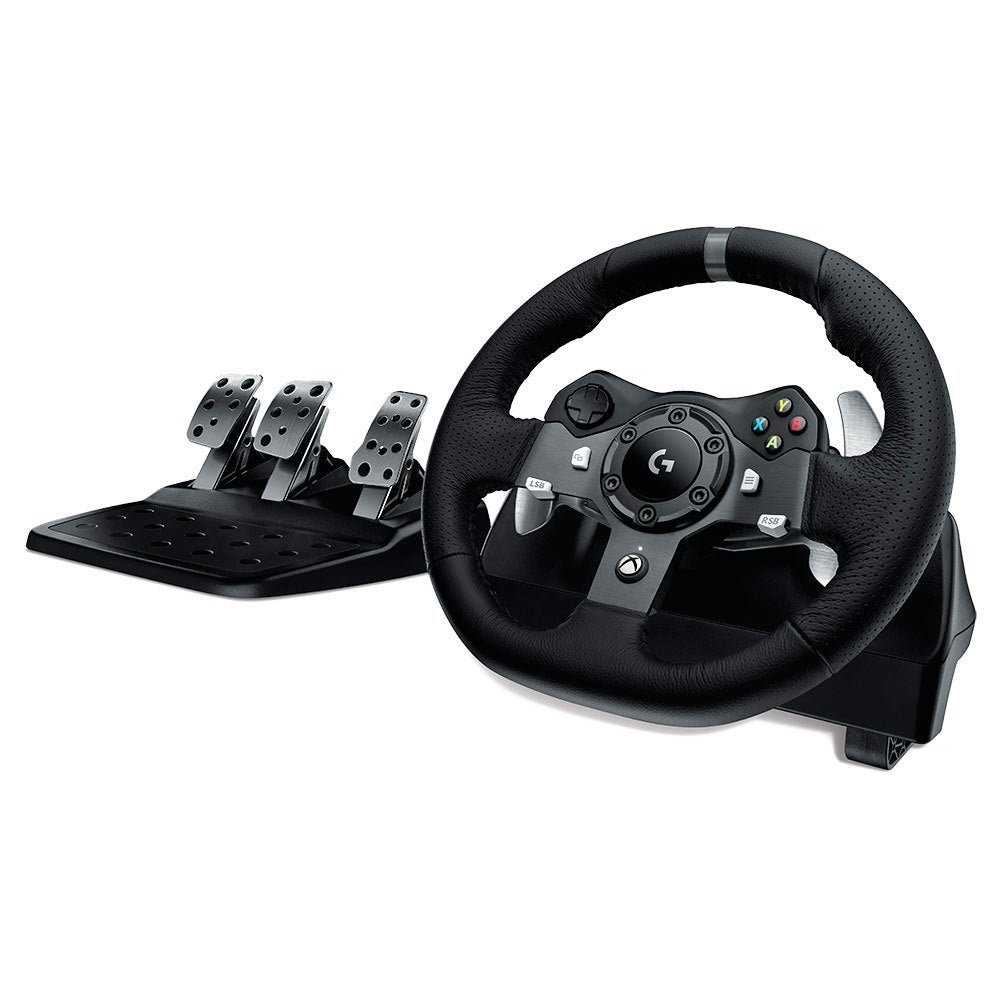 Logitech G920 Driving Force Wheel Review: How Capable is it for Sim Racing?
