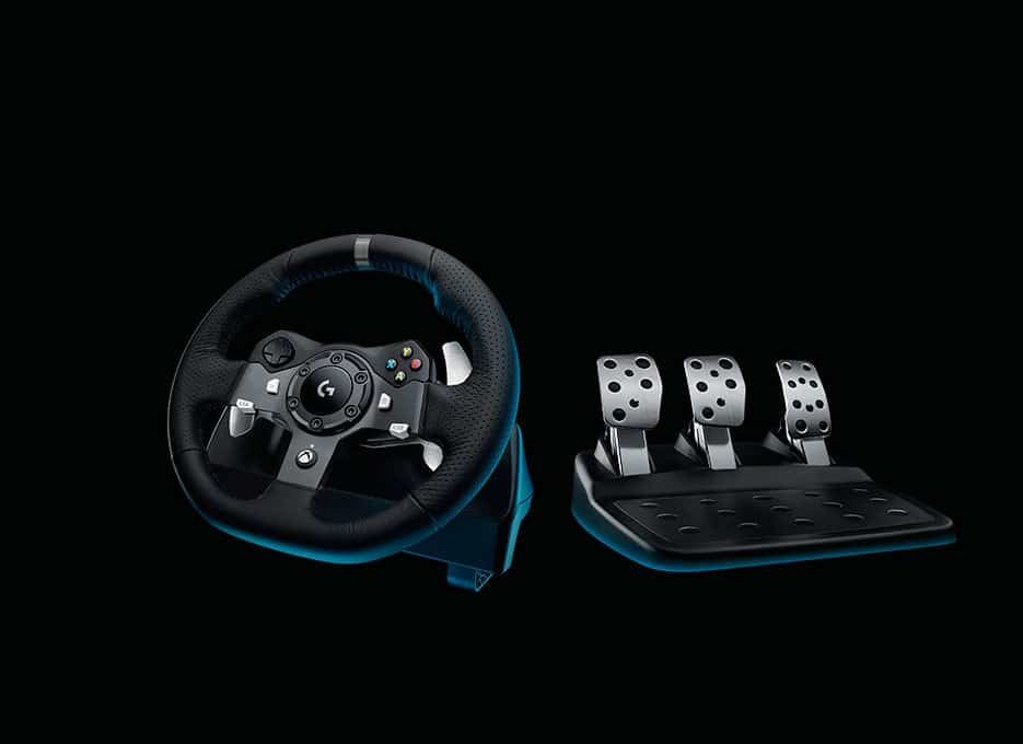 Logitech G920 Driving Force Wheel Review: How Capable is it for Sim Racing""
