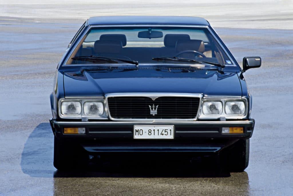 Maserati Quattroporte Gen 3 2 1