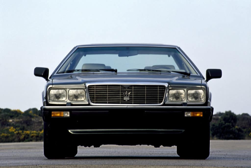 Maserati Quattroporte Gen 3 4 1