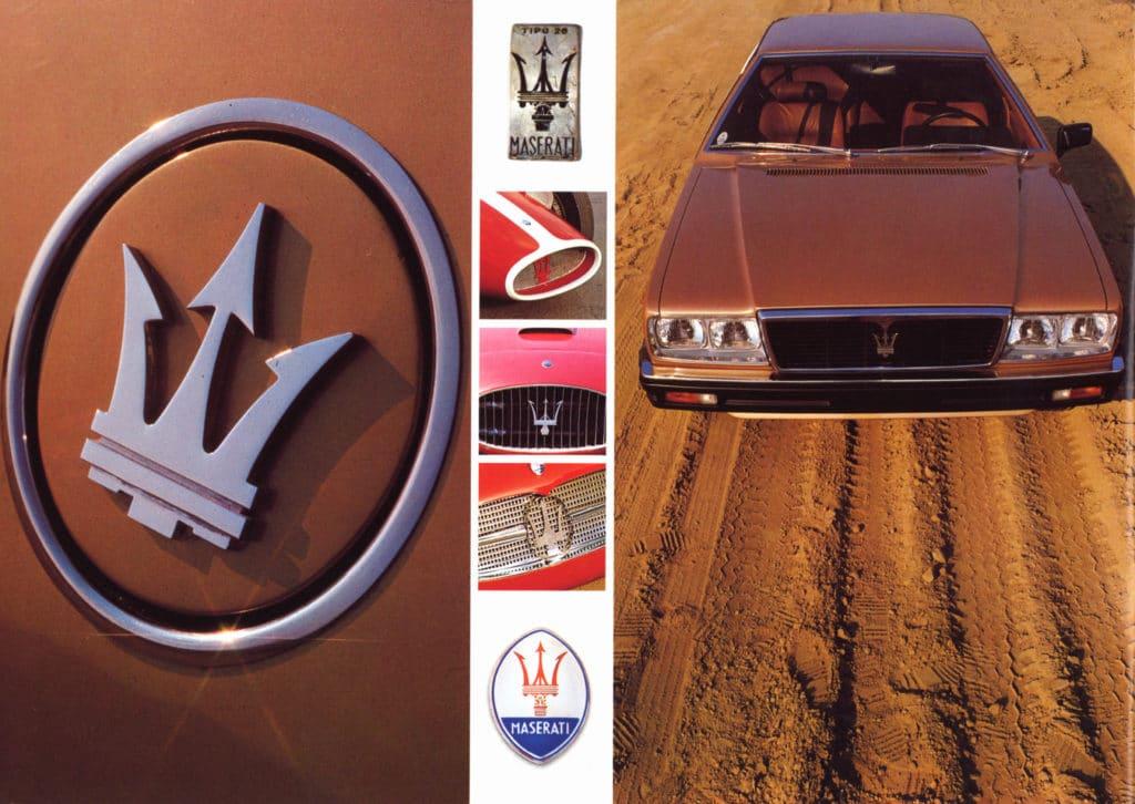 Maserati Quattroporte Gen 3 6 1