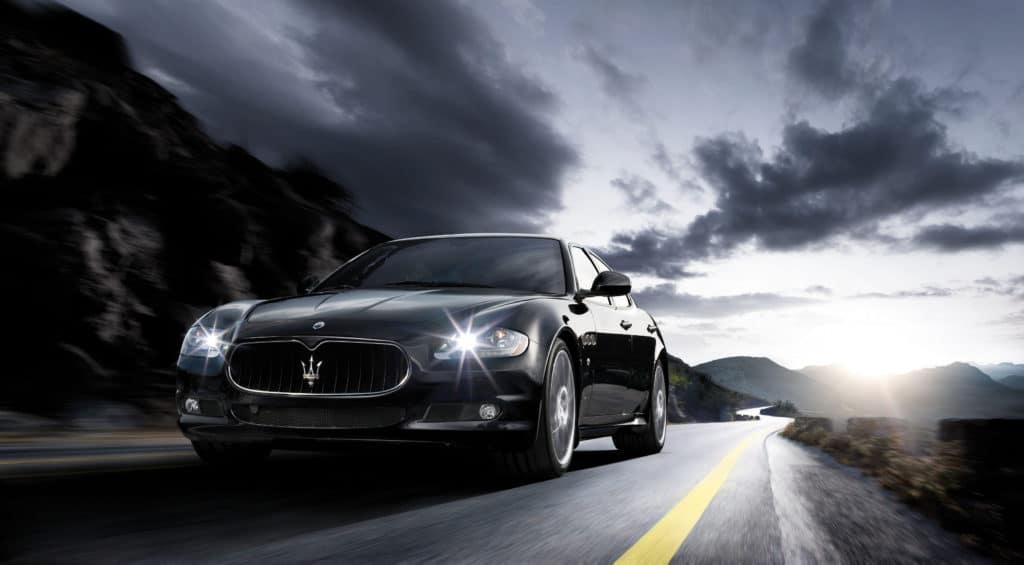 Maserati Quattroporte Gen 5 1 1