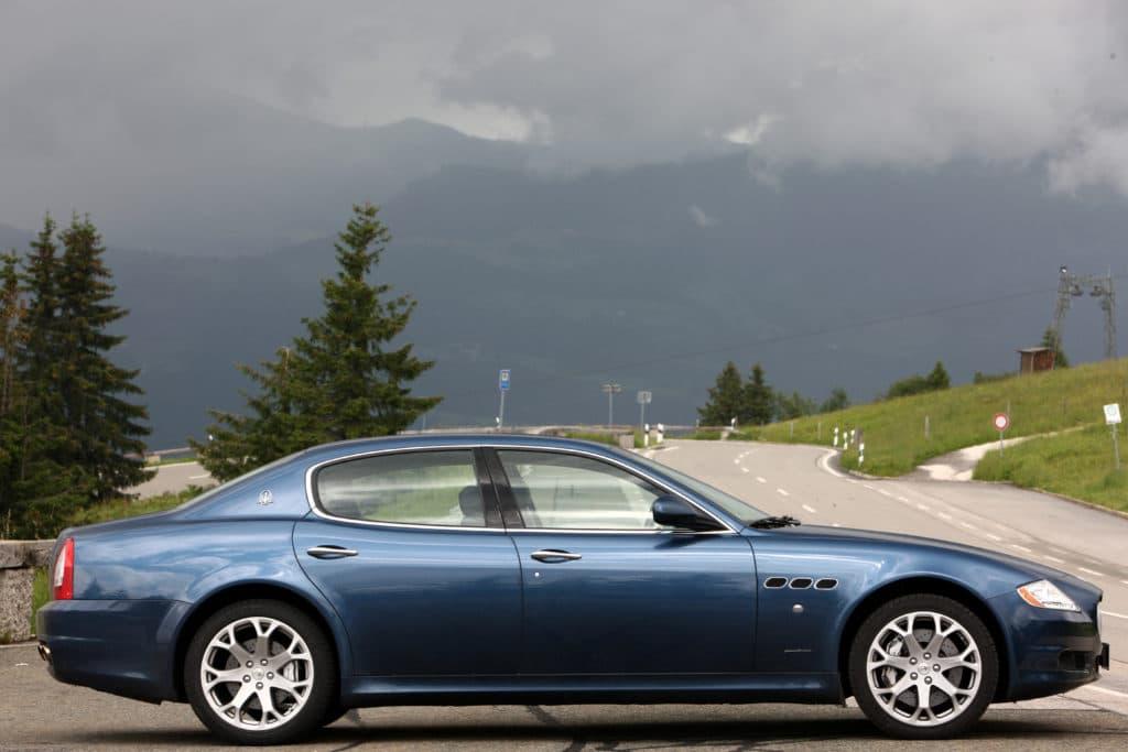 Maserati Quattroporte Gen 5 3 1