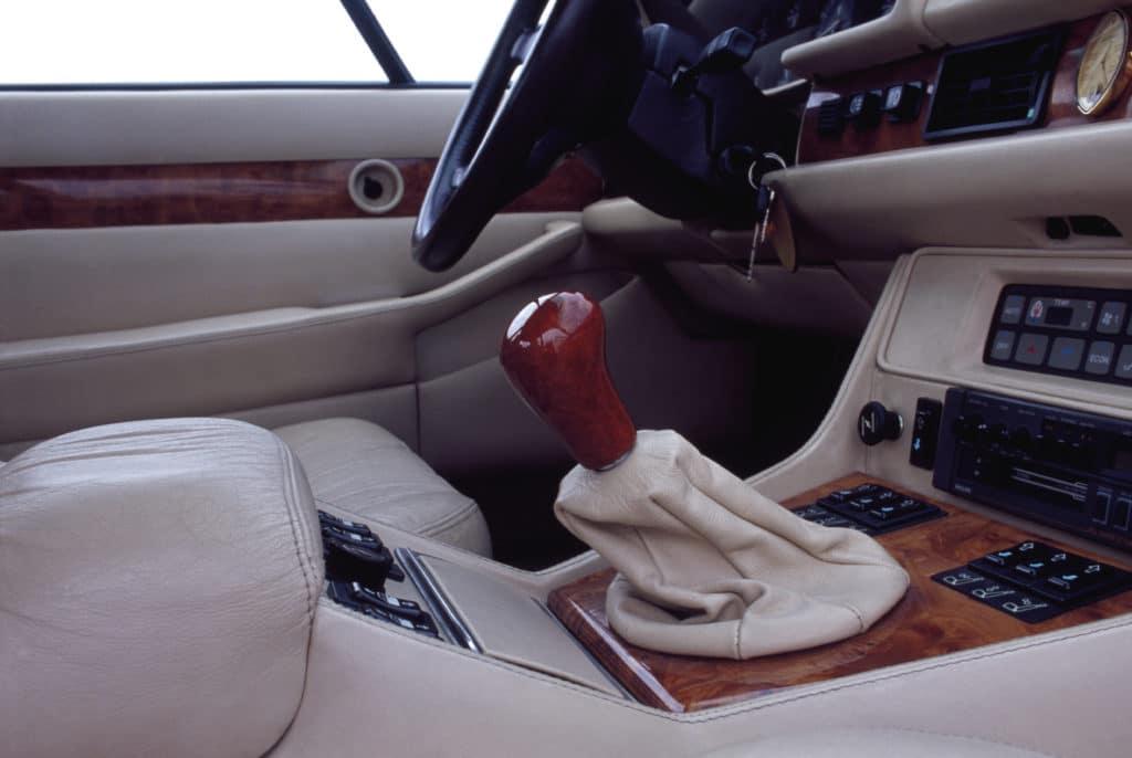 Maserati Quattroporte Gen 5 interior 1