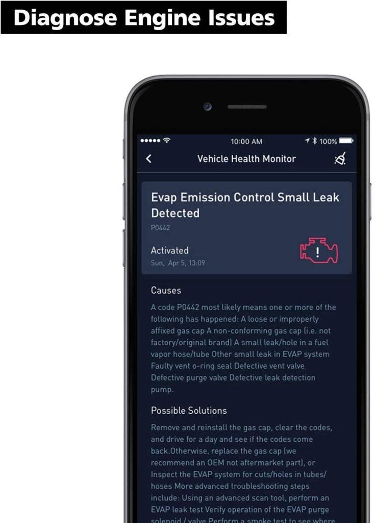 Nonda Zus Smart Vehicle Health Monitor 3