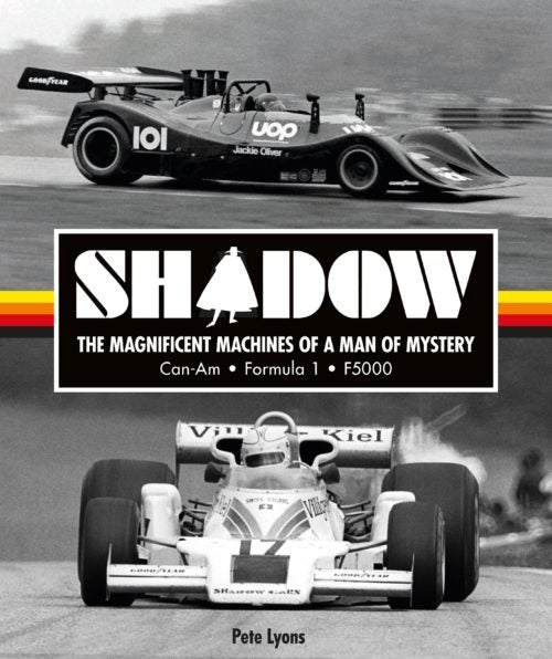 Shadow The Magnificent Machines of a Man of Mystery Cover