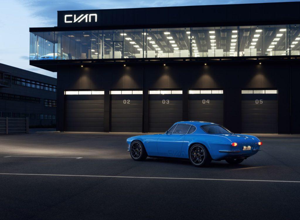 Volvo P1800 Cyan 46