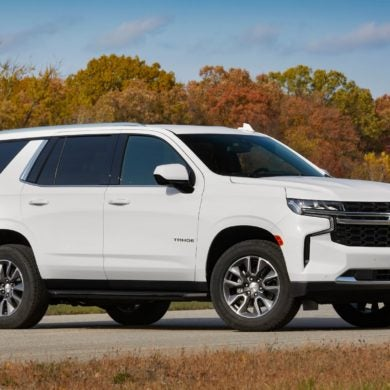 2021 Chevy Tahoe