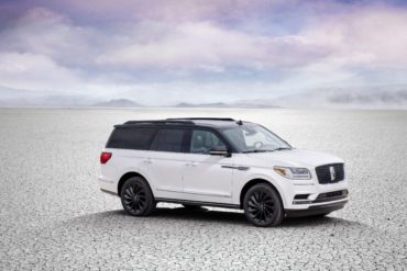 2021 Lincoln Navigator Black Label Edition 5