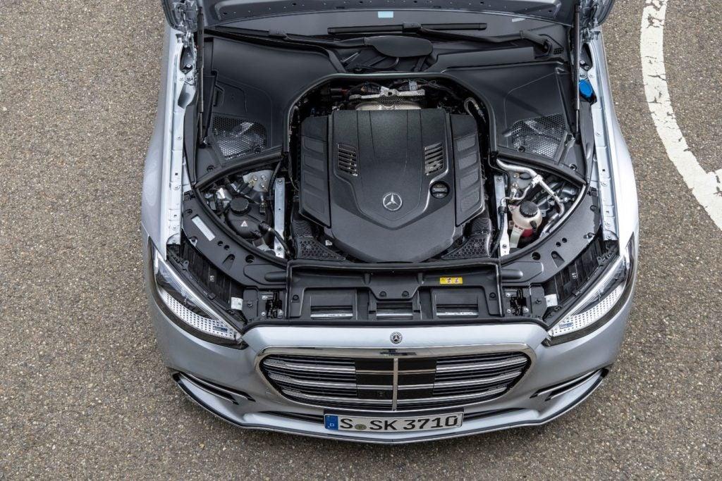 2021 Mercedes Benz S Class 1 1