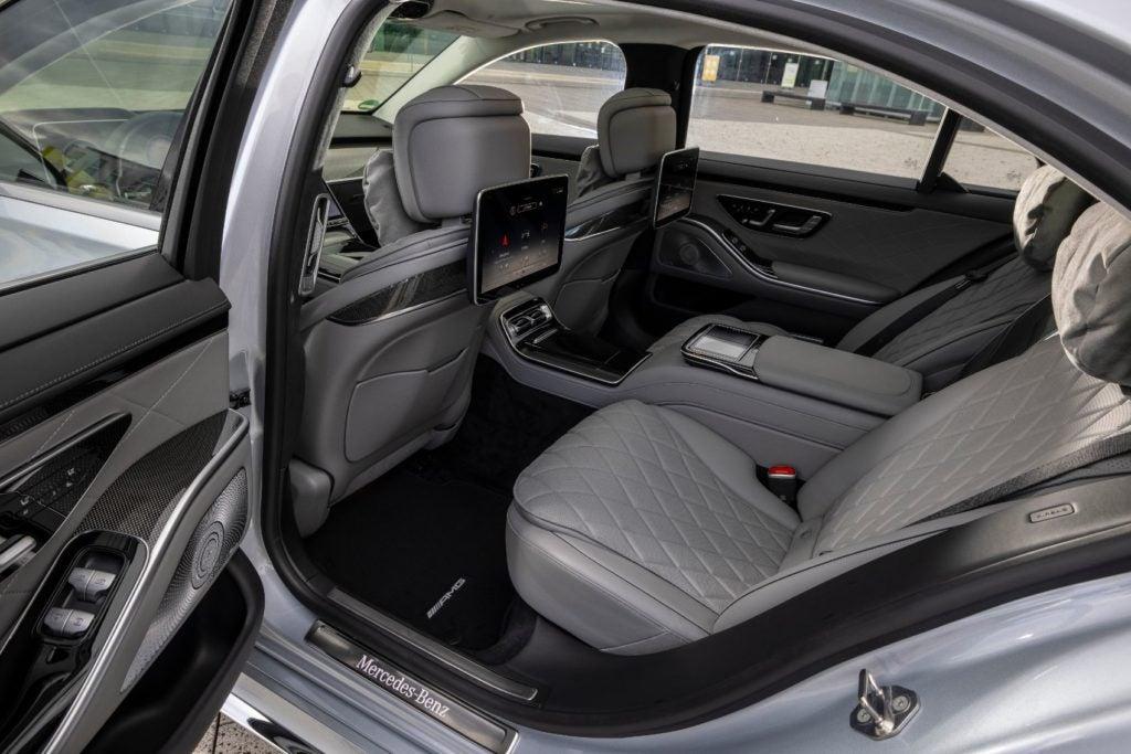 2021 Mercedes Benz S Class 10