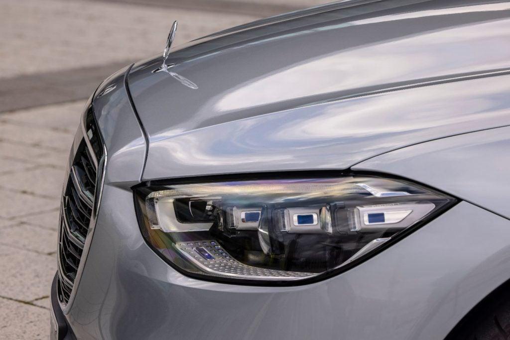 2021 Mercedes Benz S Class 21