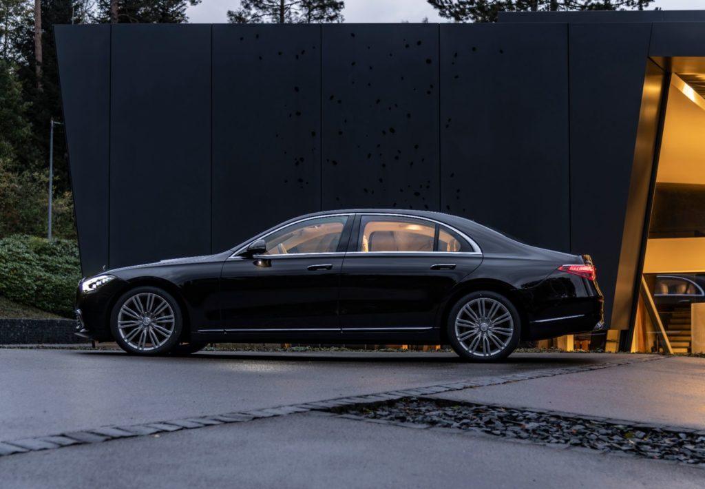 2021 Mercedes Benz S Class 3 1