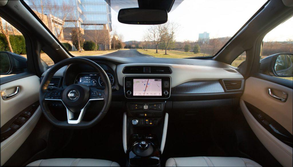 2021 Nissan LEAF 1