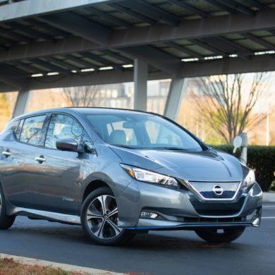 2021 Nissan LEAF 3