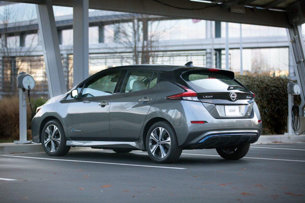 2021 Nissan LEAF 4