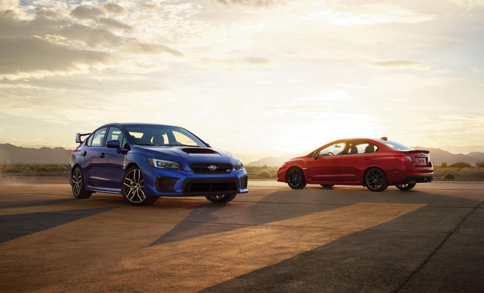 2021 Subaru WRX 6
