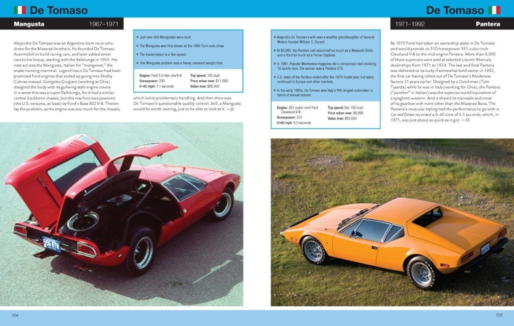 365 Sports Cars You Must Drive excerpt.