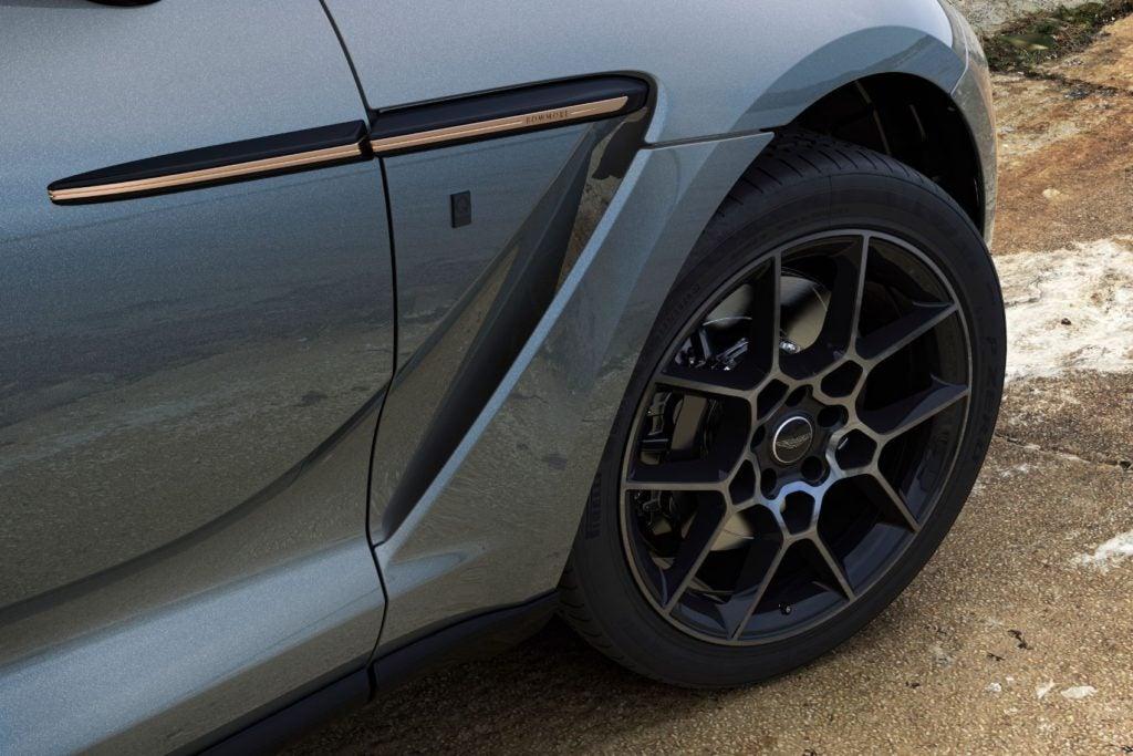 Aston Martin DBX Bowmore Edition 10