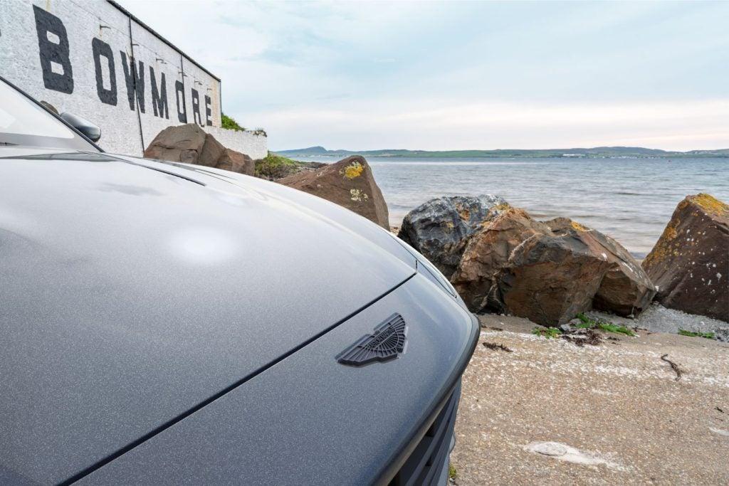Aston Martin DBX Bowmore Edition 14