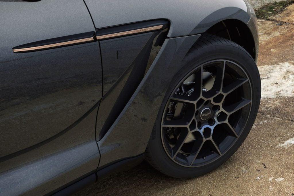 Aston Martin DBX Bowmore Edition 20