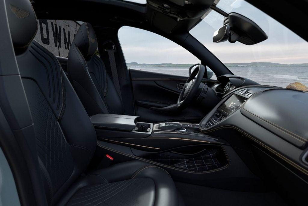 Aston Martin DBX Bowmore Edition 3