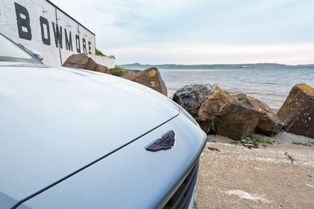 Aston Martin DBX Bowmore Edition 4