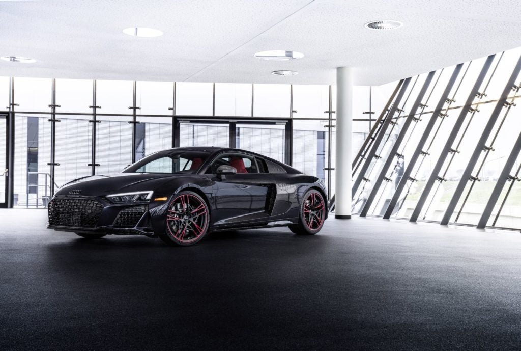 Audi R8 Panther Edition.