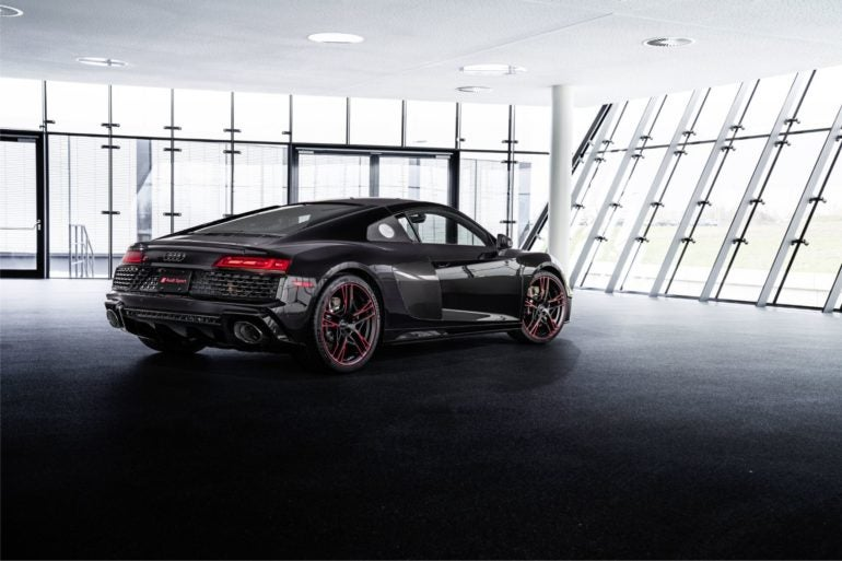 Audi R8 Panther Edition 5